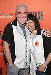 Patrick Page and Paige Davis attends The Second Stage Theater's  32nd Annual All-Star Bowling Classic at the Lucky Strike on February 11, 2019 in New York City.