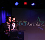 Jeff Kuperman and Rick Kuperman during The Third Annual SDCF Awards at The The Laurie Beechman Theater on November 12, 2019 in New York City.