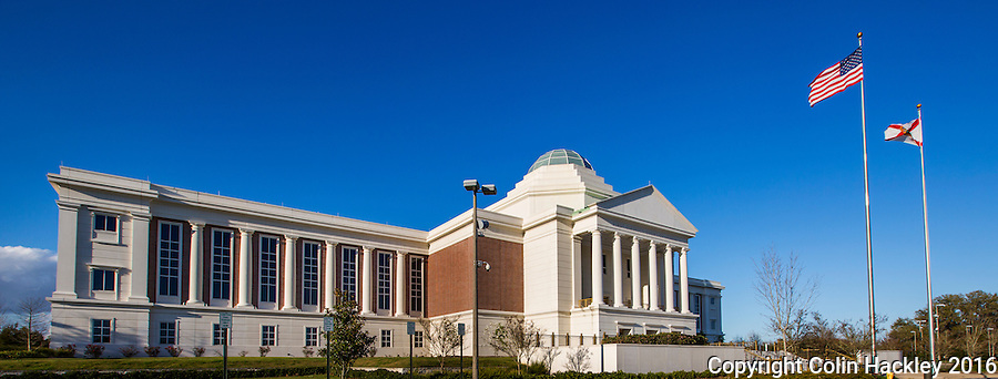 TALLAHASSEE, FLA. 3/13/16-The Florida First District Court of Appeals building. <br /> <br /> COLIN HACKLEY PHOTO