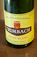 pinot blanc f e trimbach ribeauville alsace france