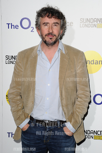 "Steve Coogan at the screening of ""The Trip To Italy"" as part of Sundance London 2014, O2 arena, London.  25/04/2014. Picture by: Steve Vas / Featureflash"