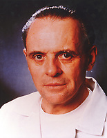 The Silence of the Lambs (1991) <br /> Promo shot of Anthony Hopkins<br /> *Filmstill - Editorial Use Only*<br /> CAP/KFS<br /> Image supplied by Capital Pictures