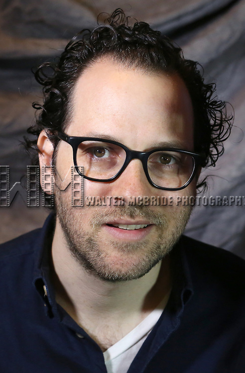 Sam Gold attends the 2015 Tony Awards Meet The Nominees Press Junket at the Paramount Hotel on April 29, 2015 in New York City.