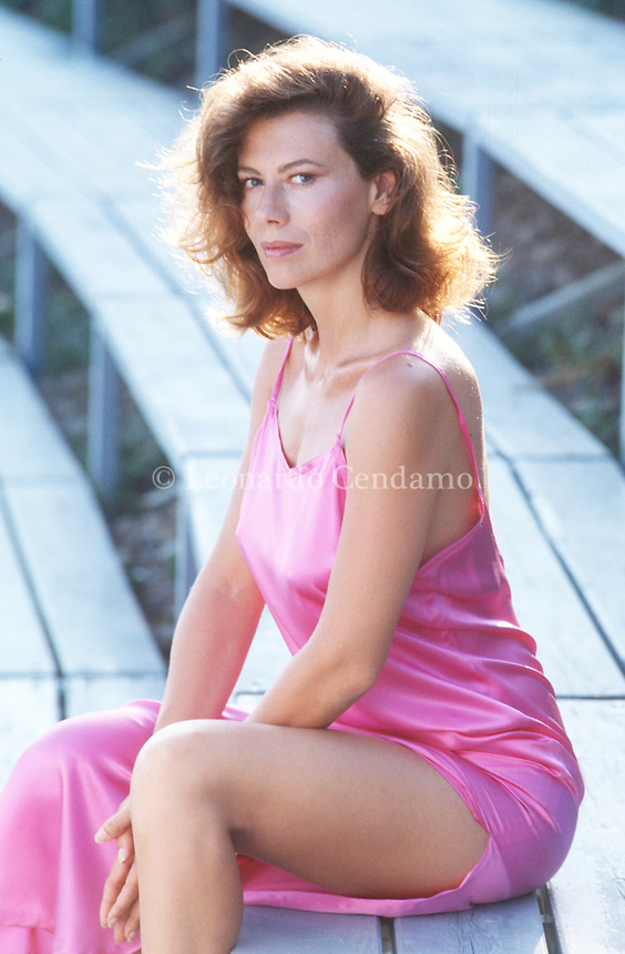 Daniela Poggi (born October 17, 1954) is an Italian film and stage actress and television presenter. Daniela Poggi, è attrice e conduttrice televisiva italiana. Roma, maggio 1995. © Leonardo Cendamo