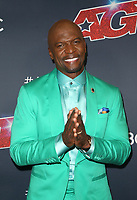 """HOLLYWOOD, CA - SEPTEMBER 10: Terry Crews, at """"America's Got Talent"""" Season 14 Live Show Red Carpet at The Dolby Theatre  in Hollywood, California on September 10, 2019. Credit: Faye Sadou/MediaPunch"""
