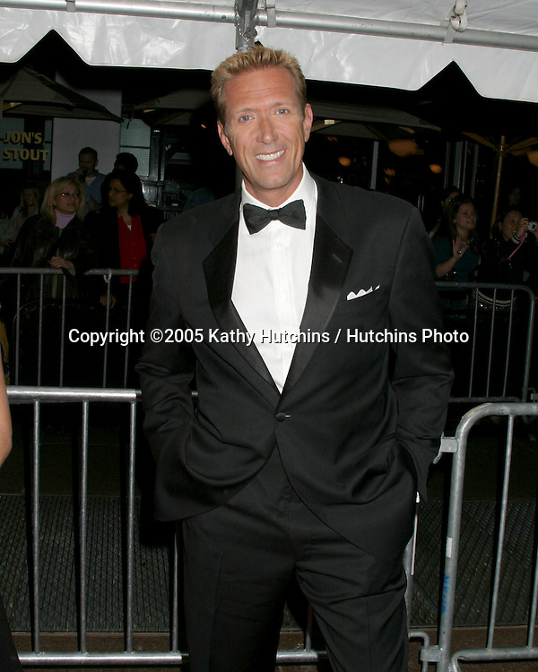 Walt WIlley.32nd Annual Daytime Emmys.Radio City Music Hall.New York City, NY.May 20, 2005.©2005 Kathy Hutchins / Hutchins Photo...