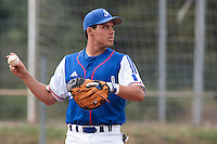 24 july 2010: Boris Marche of Team France is seen during Netherlands 10-0 victory over France, in day 2 of the 2010 European Championship Seniors, in Neuenburg, Germany.