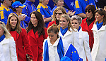 The Opening ceremony to the 2010 Ryder Cup at the Celtic Manor twenty ten course, Newport Wales, 30/9/2010 on Practice Day 3...Picture Manus O'Reilly/www.golffile.ie.