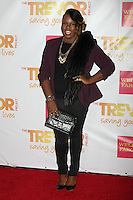 "Alex Newell<br /> at the ""TrevorLIVE LA,"" Hollywood Palladium, Hollywood, CA 2-07-14<br /> Dave Edwards/DailyCeleb.com 818-249-4998"