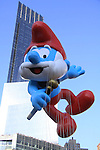 Papa Smurf at the 86th Annual Macy's Thanksgiving Day Parade on November 22, 2012 in New York City, New York. (Photo by Sue Coflin/Max Photos)