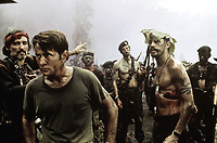 Apocalypse Now (1979) <br /> Martin Sheen, Dennis Hopper &amp; Frederic Forrest<br /> *Filmstill - Editorial Use Only*<br /> CAP/KFS<br /> Image supplied by Capital Pictures