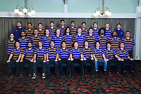 2017 Jock Hobbs Memorial Under-19 rugby tournament Otago team photo at Wairakei Resort in Taupo, New Zealand on Friday, 15 September 2017. Photo: Dave Lintott / lintottphoto.co.nz