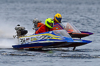 3-H and 1-US   (Outboard Hydroplane)