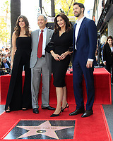 LOS ANGELES - APR 3:  Jessica Altman, Robert A Altman,  Lynda Carter, James Altman at the Lynda Carter Star Ceremony on the Hollywood Walk of Fame on April 3, 2018 in Los Angeles, CA