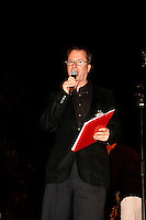 May 14, 2010:  Bill Dudley, on-air host at 94.7 The Wave on stage at the 'Rhythm on the Vine' charity event to benefit Shriners Children Hospital held at  the South Coast Winery Resort & Spa in Temecula, California..Photo by Nina Prommer/Milestone Photo