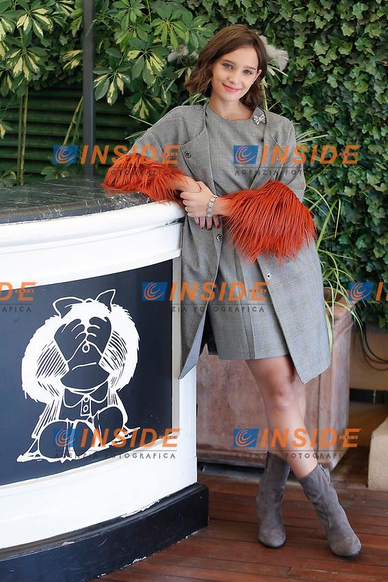 Denise Tantucci<br /> Roma 24/10/2017. 'Sirene' Photocall<br /> October 24th 2017. <br /> Foto Samantha Zucchi Insidefoto