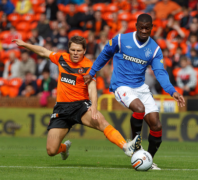 John Rankin and Maurice Edu