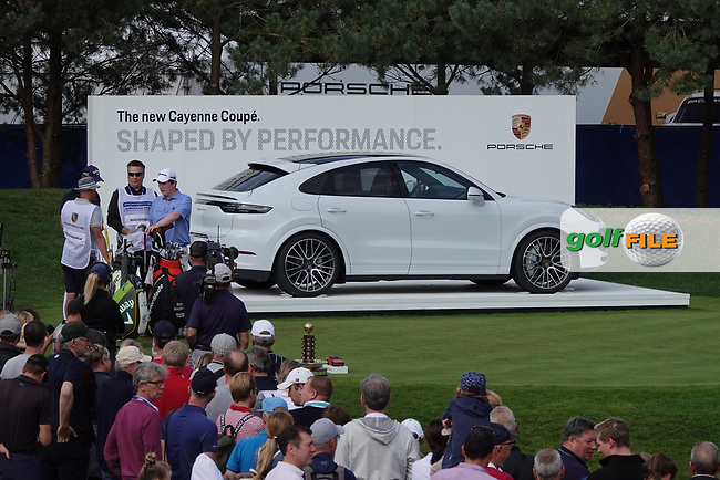 Robert MacIntyre (SCO during the final round of the Porsche European Open , Green Eagle Golf Club, Hamburg, Germany. 08/09/2019<br /> Picture: Golffile   Phil Inglis<br /> <br /> <br /> All photo usage must carry mandatory copyright credit (© Golffile   Phil Inglis)