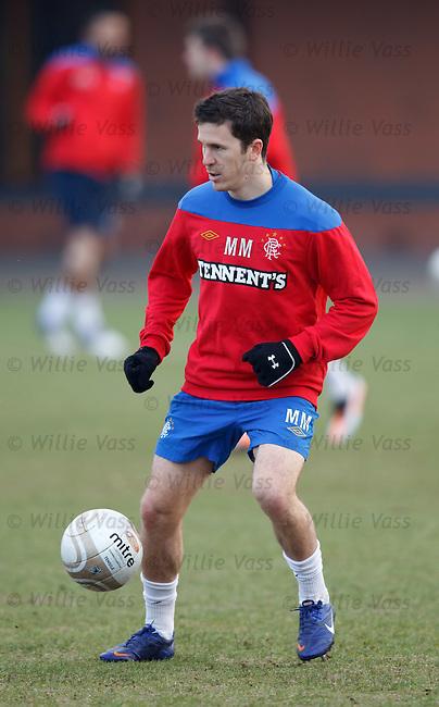 Och aye, it's Matt McKay