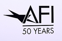 LOS ANGELES - JUN 8:  AFI 50 Years Emblem at the American Film Institute's Lifetime Achievement Award to Diane Keaton at the Dolby Theater on June 8, 2017 in Los Angeles, CA