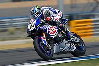 2016 FIM Superbike World Championship, Round 02, Buriram, Thailand, 16-19 March 2016, Alex Lowes, Yamaha