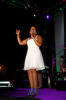 May 14, 2010:  Stephanie Mills who is a Broadway Star, Grammy award winning blues, R&B and soul artist performed at the 'Rhythm on the Vine' charity event to benefit Shriners Children Hospital held at  the South Coast Winery Resort & Spa in Temecula, California..Photo by Nina Prommer/Milestone Photo