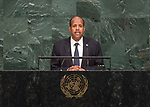 72 General Debate &ndash; 23rd of September  2017<br /> <br /> H.E. Mahmoud All YOUSSOUF<br /> Minister of Foreign Affairs and<br /> international Cooperation of<br /> DJiBOUTi