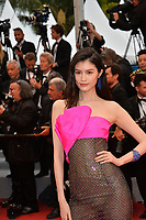 "CANNES, FRANCE. May 18, 2019: He Sui at the gala premiere for ""The Most Beautiful Years of a Life"" at the Festival de Cannes.<br /> Picture: Paul Smith / Featureflash"