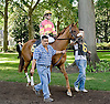 Welcome Dance before The Christiana Stakes at Delaware Park on 9/15/12