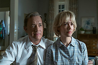 The Post (2017) <br /> Tom Hanks &amp; Sarah Paulson<br /> *Filmstill - Editorial Use Only*<br /> CAP/MFS<br /> Image supplied by Capital Pictures