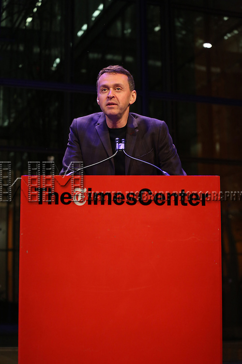 Andrew Lippa attends The Dramatists Guild Fund presents 'The Legacy Project: Volume III' screening  at The Time Center on December 3, 2016 in New York City.