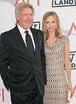 Calista Flockhart & Harrison Ford at the 38th Annual Lifetime Achievement Award Honoring Mike Nichols held at Sony Picture Studios Culver City, California on June 10,2010                                                                               © 2010 Debbie VanStory / Hollywood Press Agency