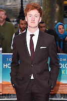 "Will Merrick<br /> arrives for the premiere of ""A Hologram for the King"" at the Bfi, South Bank, London<br /> <br /> <br /> ©Ash Knotek  D3110 25/04/2016"