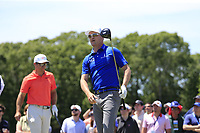 Zach Johnson (USA) tees off the 9th tee during Saturday's Round 3 of the 118th U.S. Open Championship 2018, held at Shinnecock Hills Club, Southampton, New Jersey, USA. 16th June 2018.<br /> Picture: Eoin Clarke | Golffile<br /> <br /> <br /> All photos usage must carry mandatory copyright credit (&copy; Golffile | Eoin Clarke)