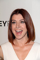 """Alyson Hannigan<br /> at 31st PALEYFEST Presents: """"How I Met Your Mother,"""" Dolby Theater, Hollywood, CA 03-15-14<br /> David Edwards/Dailyceleb.com 818-249-4998"""