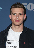 04 January 2018 - Pasadena, California - Oliver Stark. 2018 Winter TCA Tour - FOX All-Star Party held at The Langham Huntington Hotel. <br /> CAP/ADM/FS<br /> &copy;FS/ADM/Capital Pictures