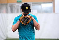 Auckland Tuatara Baseball trials at Scots College in Wellington, New Zealand on Saturday, 15 September 2018. Photo: Dave Lintott / lintottphoto.co.nz
