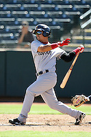 Jose Iglesias - Mesa Solar Sox, 2009 Arizona Fall League.Photo by:  Bill Mitchell/Four Seam Images..