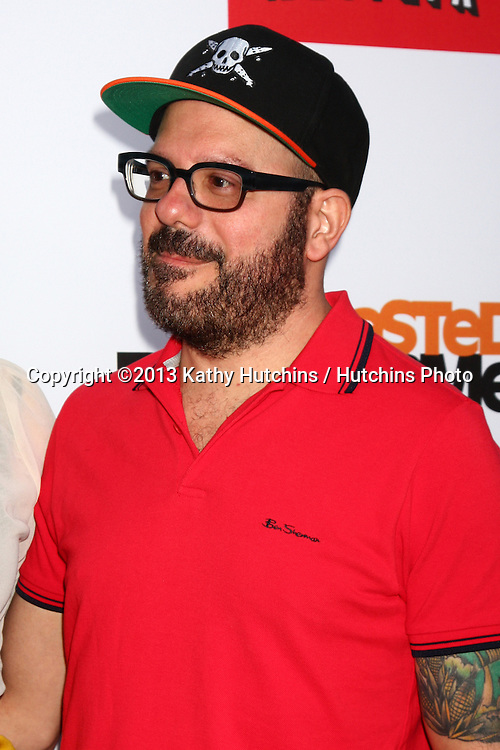 "LOS ANGELES - APR 29:  David Cross arrives at the ""Arrested Development"" Los Angeles Premiere at the Chinese Theater on April 29, 2013 in Los Angeles, CA"