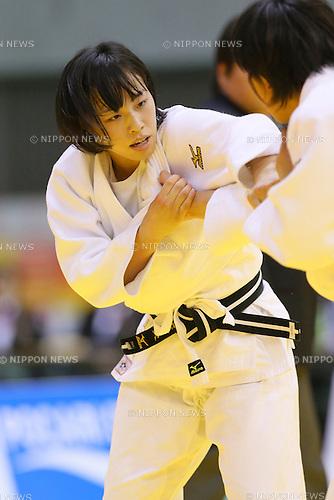 Aimi Nouchi, NOVEMBER 8, 2015 - Judo : Kodokan Cup 2015 Women's -63kg at Chiba Port Arena, Chiba, Japan. (Photo by Yohei Osada/AFLO SPORT)