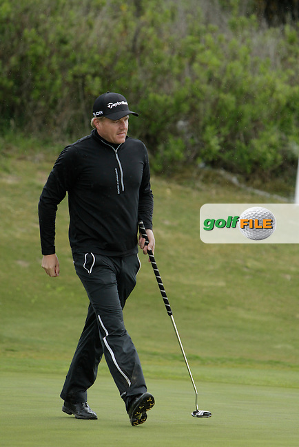 Thomas Norret (DEN) during Round 1 of the NH Collection Open at the La Reserva de Sotogrande Club de Golf in Cadiz Spain on Thursday 3rd April 2014<br /> Picture:  Thos Caffrey / www.golffile.ie