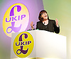 UKIP Annual Party Conference <br /> 26th September 2014 <br /> at Doncaster Racecourse, Great Britain <br /> <br /> <br /> <br /> <br /> Louise Bours MEP <br /> <br /> <br /> <br /> Photograph by Elliott Franks <br /> Image licensed to Elliott Franks Photography Services