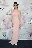 05 June 2019 - New York, New York - Hilary Rhoda. 2019 Fragrance Foundation Awards held at the David H. Koch Theater at Lincoln Center.    <br /> CAP/ADM/LJ<br /> ©LJ/ADM/Capital Pictures