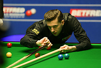 WORLD SNOOKER CHAMPIONSHIPS 2017 THE CRUCIBLE, SHEFFIELD - FERGAL O'BRIEN VS MARK SELBY