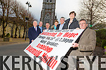 Journeying in Hope An evening of prayer and reflection on Tuesday 24th of February  from 7.30pm  in St. John's Church. Guest speaker Archbishop Diarmuid Martin. Light refreshments served in the Parish Centre afterwards. All most welcome Pictured Bill Looney, John Griffin, Fr Frances Nolan, Ann O'Shea-Daly Norma Foley, Fr Sean Hanafin, Conor Fitzgerald,