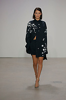 Oscar de la Renta<br />  catwalk fashion show at New York Fashion Week<br /> Spring Summer 2018<br /> in New York, USA September 2017.<br /> CAP/GOL<br /> &copy;GOL/Capital Pictures