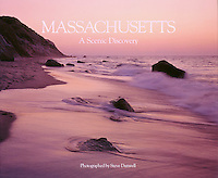 Massachusetts Scenic Discovery book cover