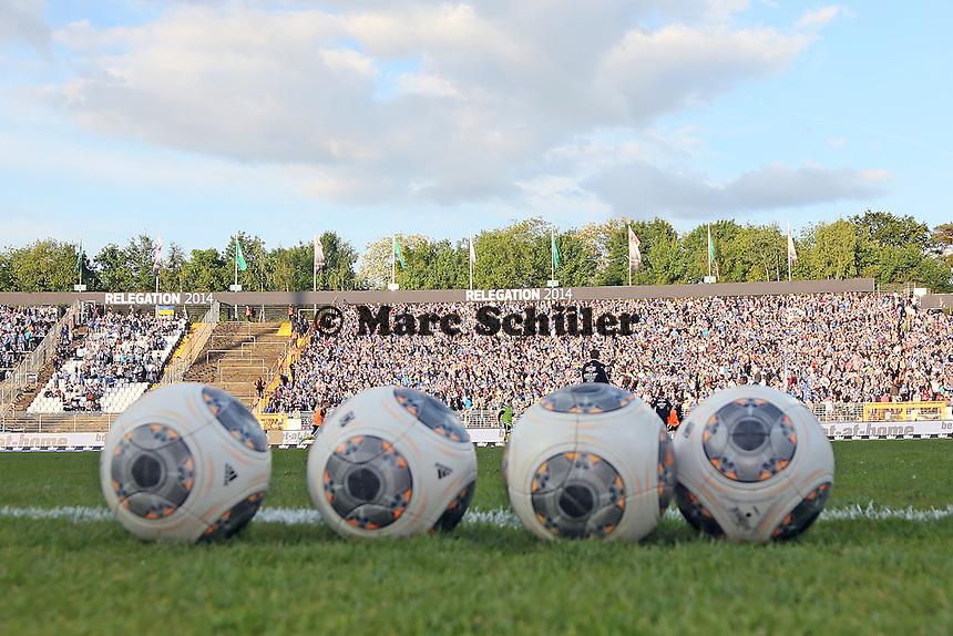 Relegation 2014 - SV Darmstadt 98 vs. Armina Bielefeld, Stadion am Böllenfalltor