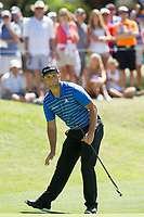 John Rahm (ESP) on the 9th during the 5th round at the WGC Dell Technologies Matchplay championship, Austin Country Club, Austin, Texas, USA. 25/03/2017.<br /> Picture: Golffile | Fran Caffrey<br /> <br /> <br /> All photo usage must carry mandatory copyright credit (&copy; Golffile | Fran Caffrey)