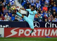 CD Leganes VS FC Barcelona. LA LIGA 2017/2018. ROUND 12.